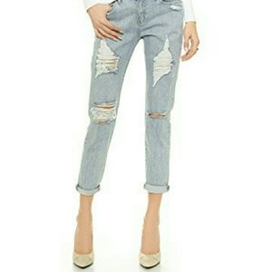 DL1961 Nolita Distressed Jeans